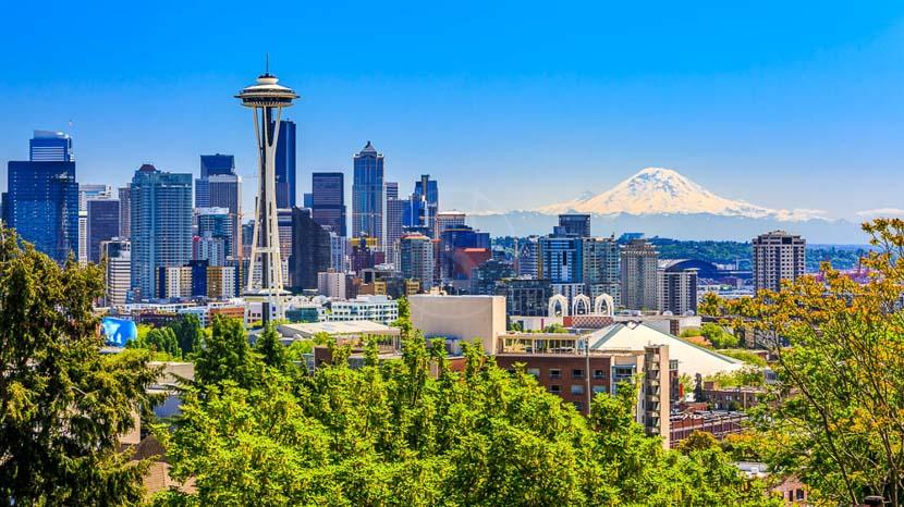 Seattle, Seattle, Etats Unis
