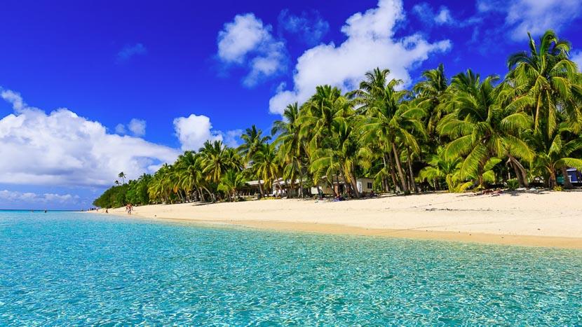Iles Fidji, Dravuni Island, Iles Fiji © Shutterstock