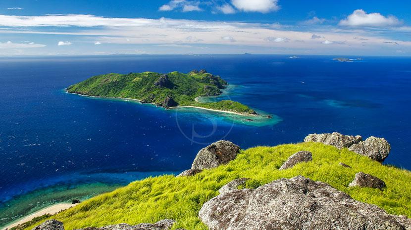 Iles Fidji, Kuata Island, Iles Fiji © Shutterstock