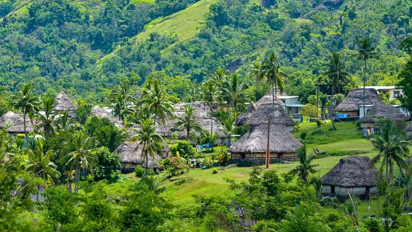 Iles Fidji, Viti Levu, Iles Fiji © Shutterstock