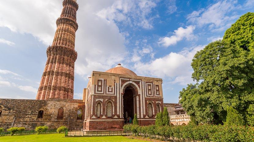 Delhi , Découverte de Delhi, Inde © Gilles Georget