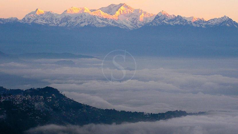 Sikkim, Royaume de Sikkim, Inde
