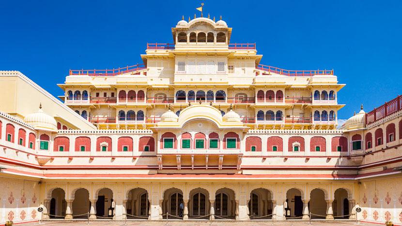 Jaipur , Découverte de Jaipur, Inde © Gilles Georget