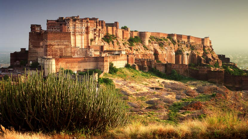 Jodhpur, Découverte de Jodhpur, Inde © Gilles Georget