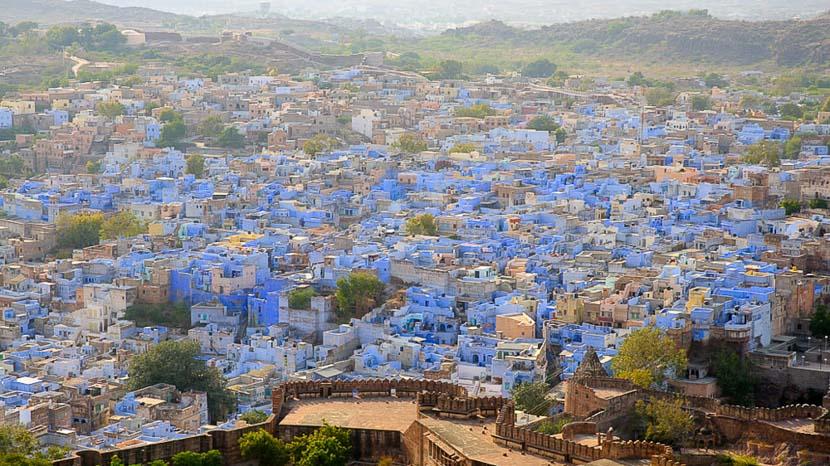 Jodhpur, Jodhpur, Inde © Alain Pons