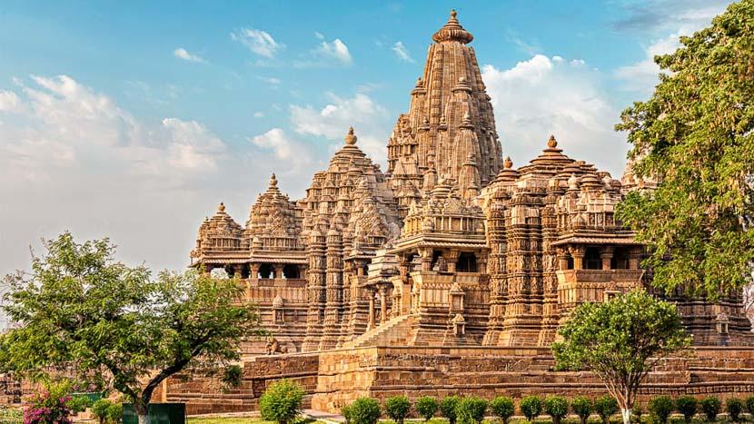 Khajurâho, Temples de Khajuraho, Inde