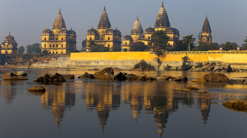 Orchhâ, Orchha, Inde