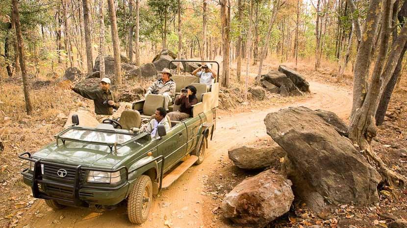 Parc national de Pench , Baghvan Pench Jungle Lodge, Inde © &Beyond