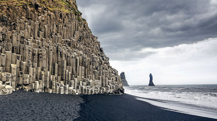 Islande, Région de Dyrholaey, Islande © Sstok