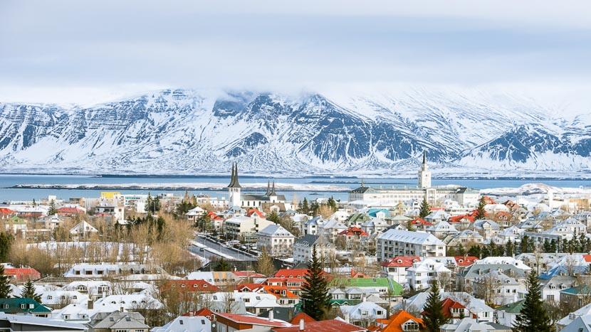 Islande, Reykjavik, Islande © Sstock