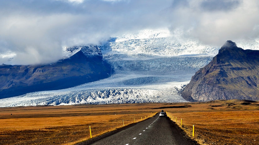 Islande, Vatnajokull, Islande © Sstock