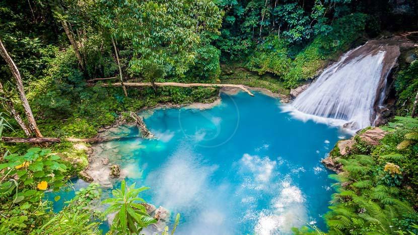 Jamaïque, Le trou bleu, Jamaïque © Shutterstock