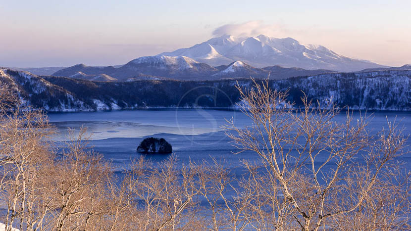 Hokkaidō, Ambiance d'Hokkaido, Japon © shutterstock