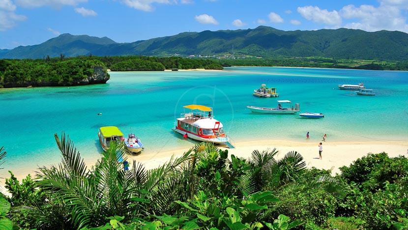 Okinawa, Ishigaki Island, Okinawa, Japon