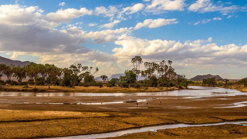 Réserves de Samburu et Shaba, Samburu, Kenya © Shutterstock