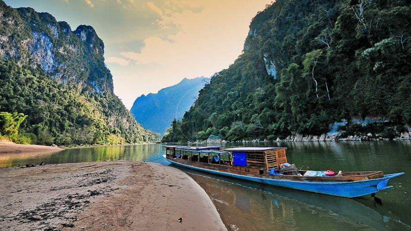 Muang La, Muang La Lodge, Laos