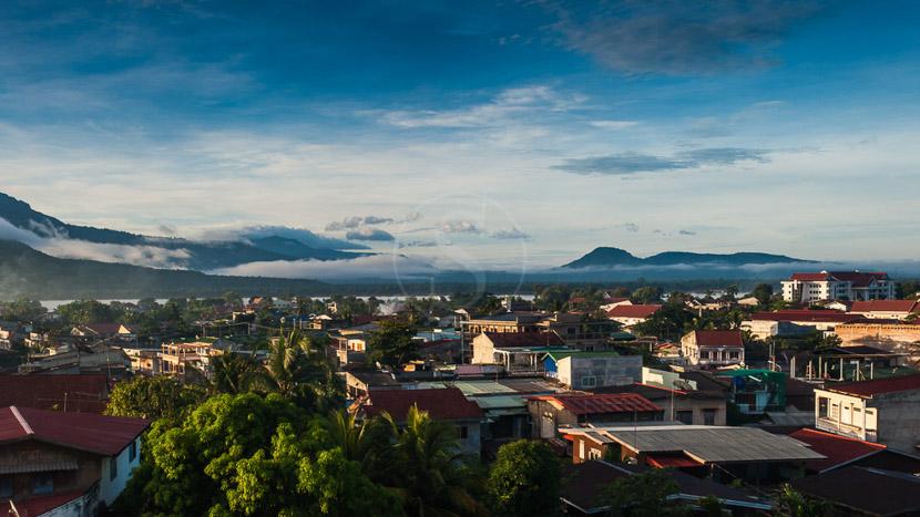 Paksé, Pakse, Laos