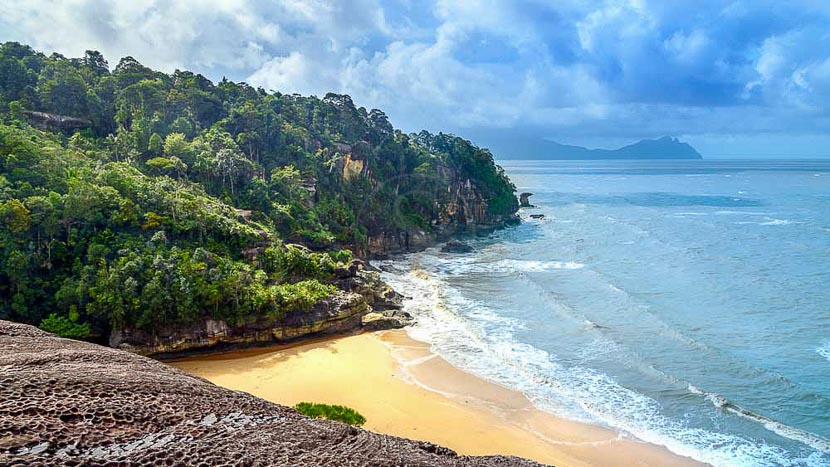 Sarawak, Bako National Park, Malaisie