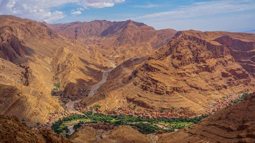 Le Haut Atlas, Haut Atlas, Maroc © Shutterstock