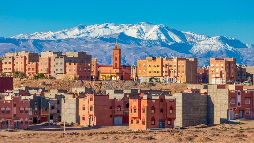 Ouarzazate, Ouarzazate, Maroc © Shutterstock