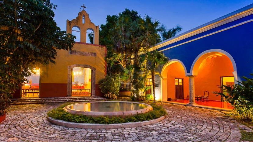 Yucatán, Hacienda Santa José, Mexique