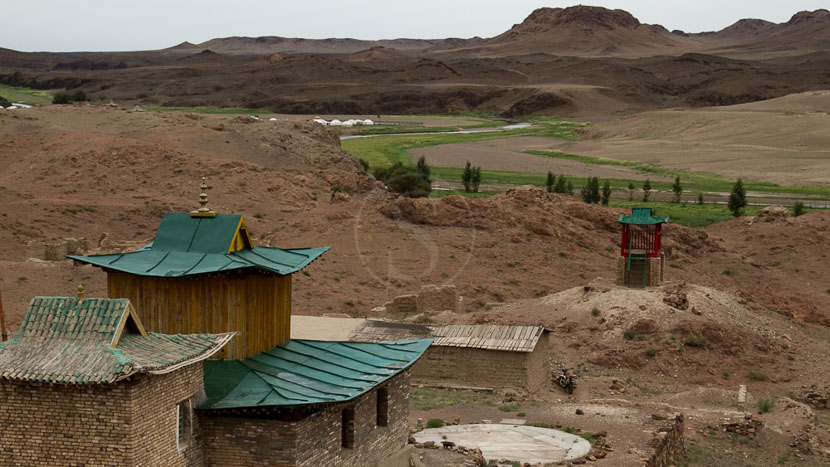 Monastery Ongy, Monastère de Ongiin, Mongolie