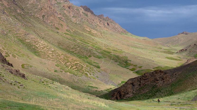 Vallée de Yol, Vallée du serpent, Mongolie
