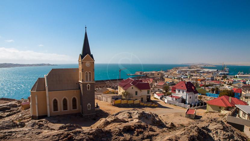 Lüderitz, Luderitz, Namibie