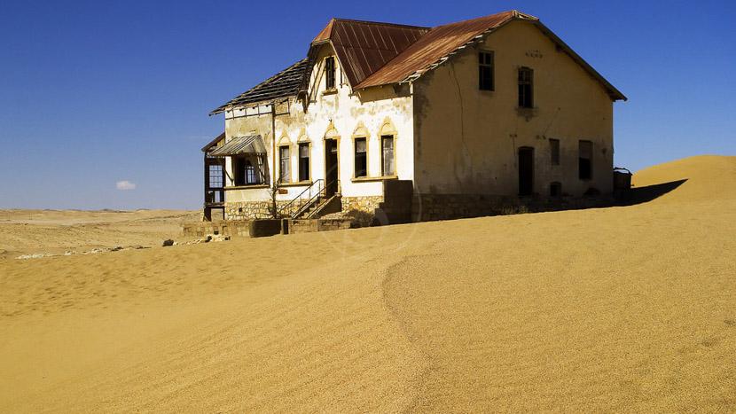 Lüderitz, Safari en Namibie