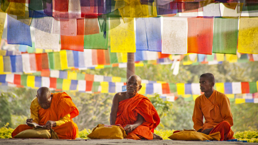 Lumbini, Lumbini, Népal © Shutterstock