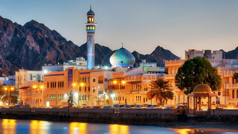 Mascate, Mascate, Oman