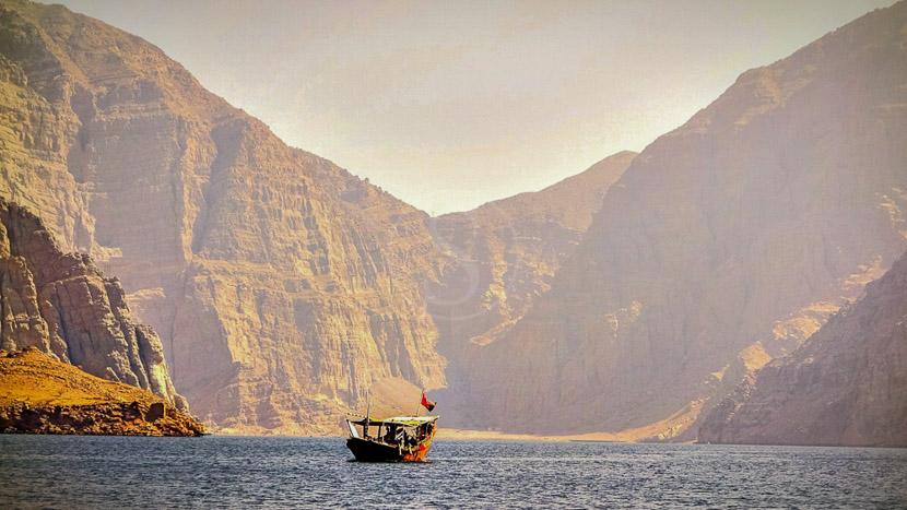 Péninsule de Musandam, Musandam, Oman