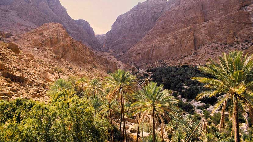 Sur, Wadi Twi, Oman