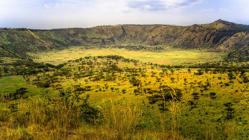 Ouganda, Parc Queen Elizabeth, Ouganda