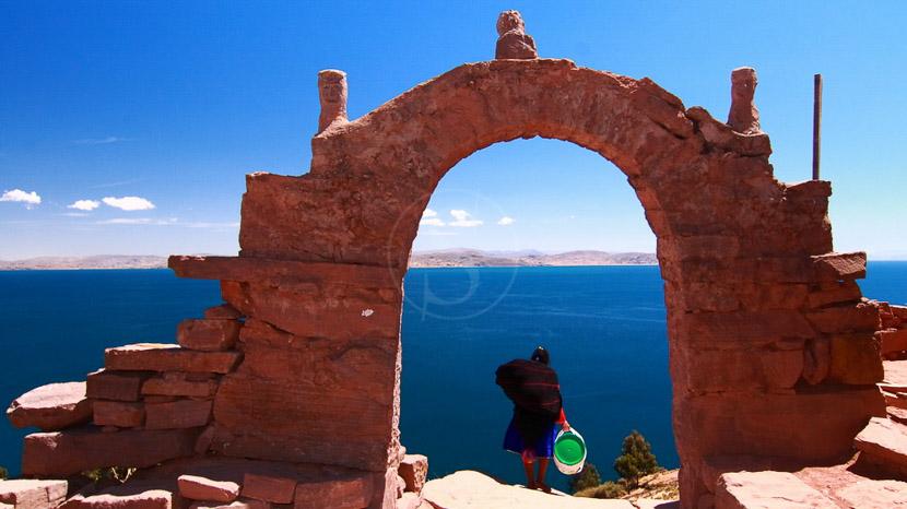 Puno et le Lac Titicaca, Lac Titicaca, Pérou