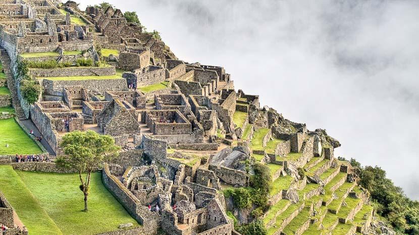 Machu Picchu, Machu Picchu, Pérou