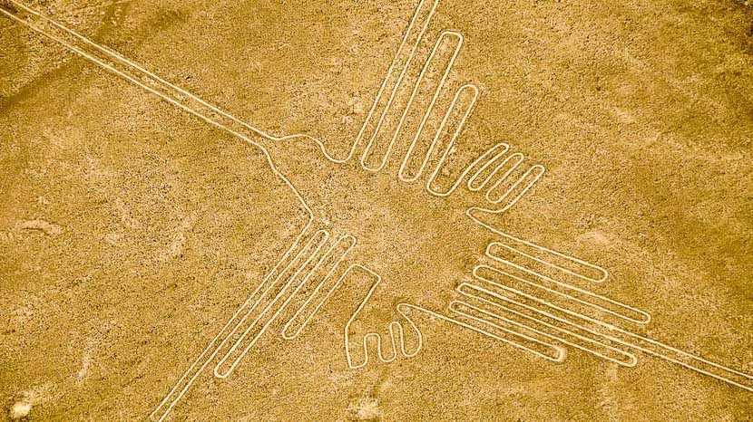Survol des lignes de Nazca, Région de Nazca, Pérou