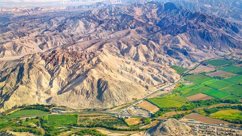 Géoglyphes de Nazca, Région de Nazca, Pérou