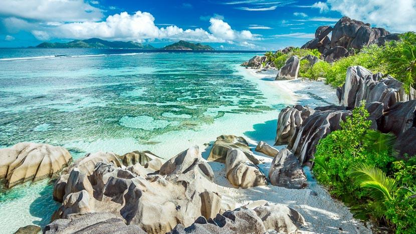 La Digue, Ile de La Digue, Seychelles