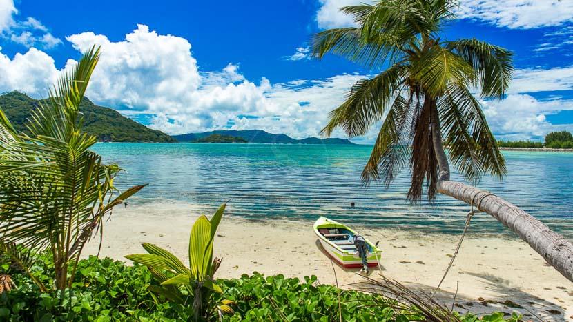 Praslin, Ile de Praslin, Seychelles