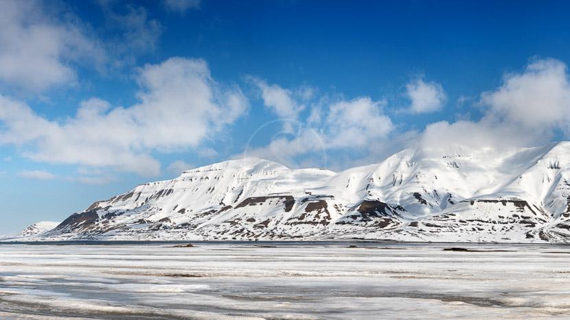 Isfjorden, Isfjorden, Archipel du Spitzberg © Shutterstock