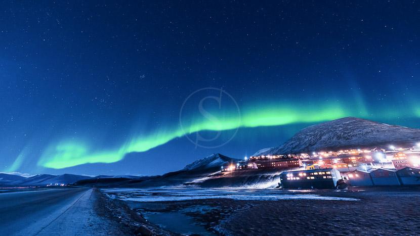 Longyearbyen, Découverte du Spitzberg, Norvège