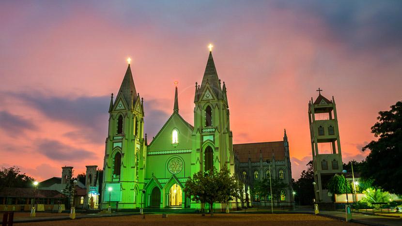Negombo, Région de Negombo, Sri Lanka