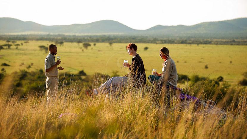 Concession de Grumeti, Grumeti Serengeti Tented Camp, Tanzanie © &Beyond