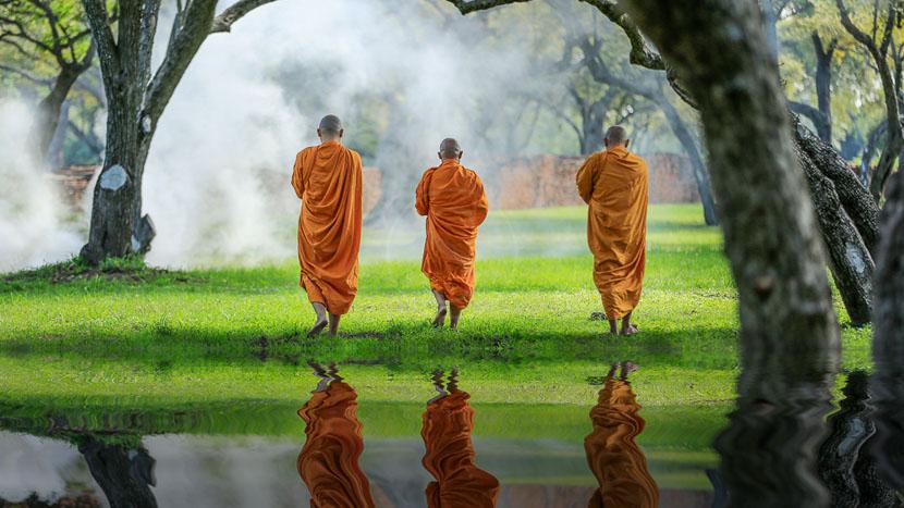 Ayutthaya, Région de Ayutthaya, Thailande © Shutterstock