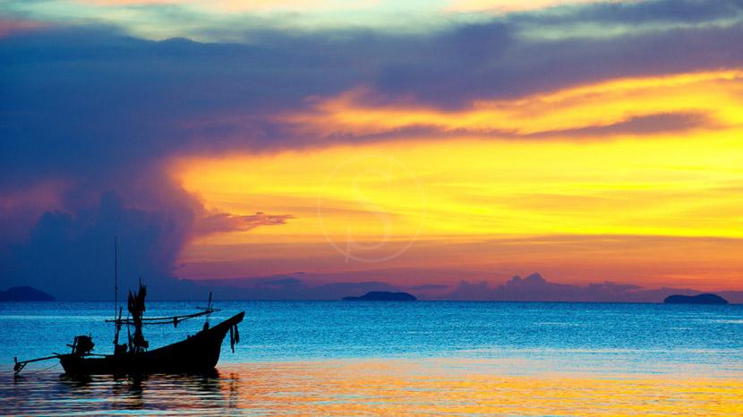Koh Lanta, Koh Samui, Thailande © Shutterstock