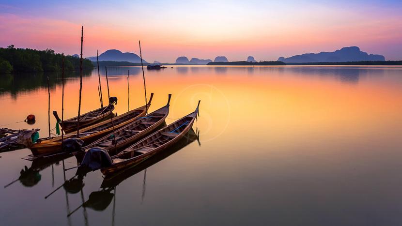 Koh Lanta, Phuket, Thailande © Shutterstock