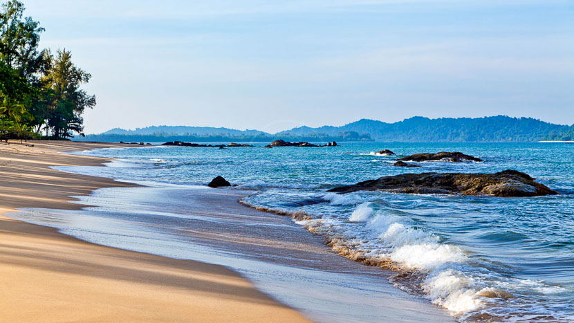 Baie de Phang Nga, Khao Lak, Thailande © Shutterstock
