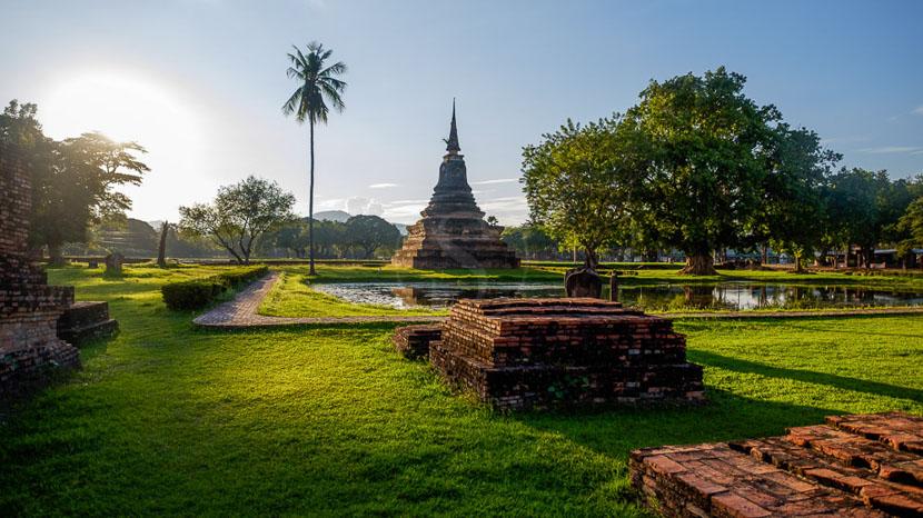 Sukhothaï, Région de Sukhotai, Thailande © Shutterstock