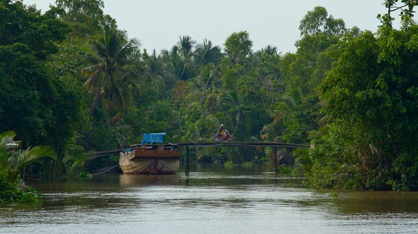 Delta du Mékong, Ambiance du Delta du Mékong, Vietnam